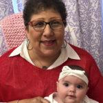 Bonnie Fertel and her granddaughter Janie