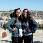 Brittany in Jerusalem on Birthright Israel
