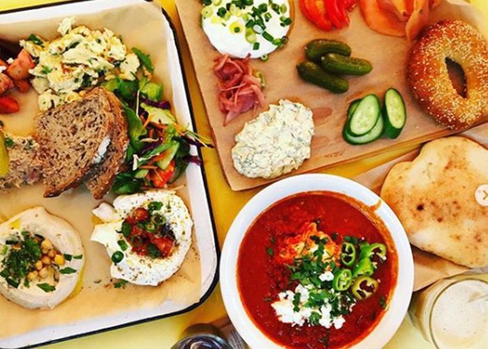 The 5 Best Cafes for Brunch in Tel Aviv