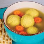 Rachel Belle Matzo Ball Soup