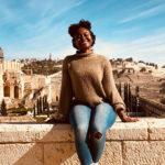 Alexis in Jerusalem