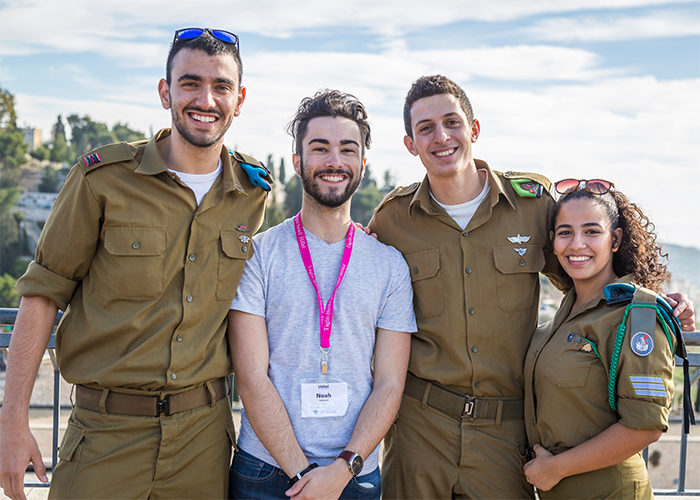 Birthright Israel's Mifgash
