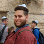Jordan at the Kotel
