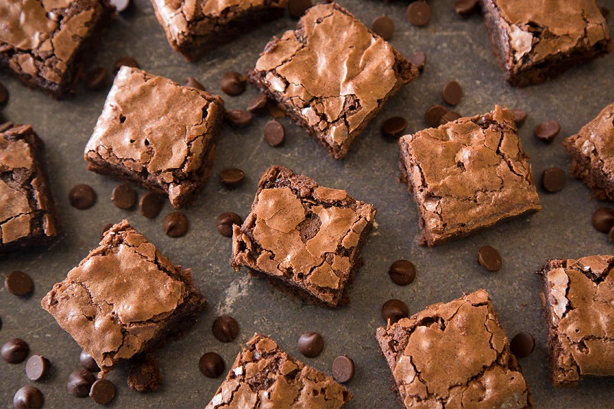 Kosher for Passover Brownies