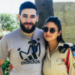 Adi Vigrazin on his 2019 Birthright Israel trip as an Israeli participant
