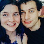 Jane and Vitaly who met on Birthright Israel
