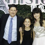 Birthright Israel Foundation donor Brian Shaw and his family