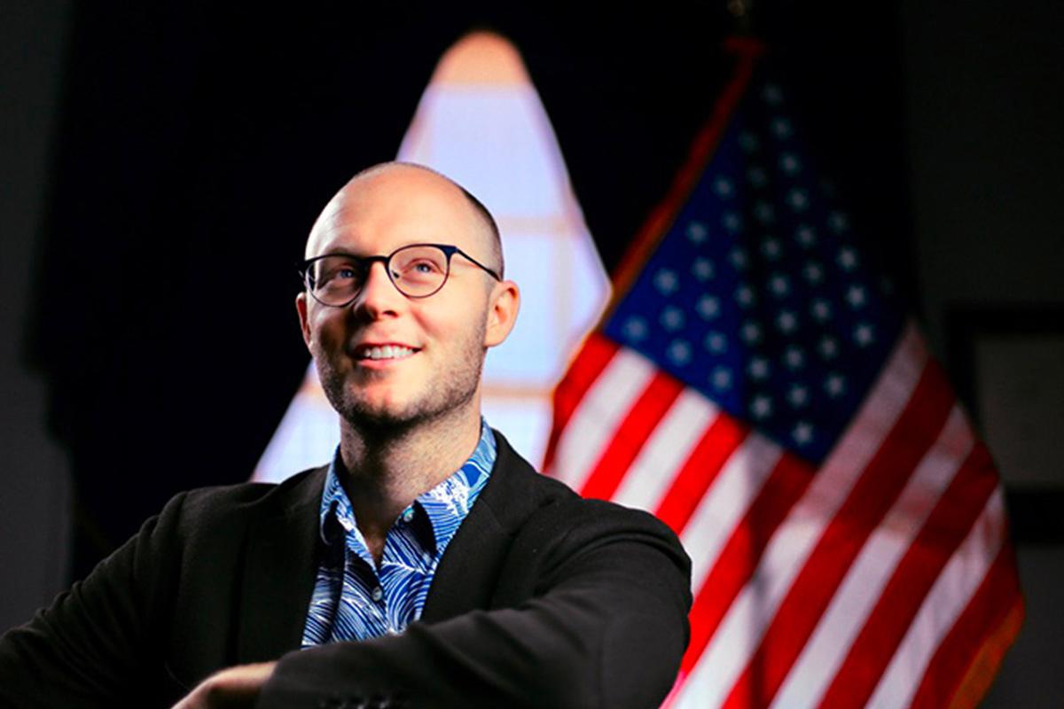 Birthright Israel alumnus Guido Weiss