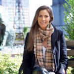 Birthright Israel alumna Risa Cohn in New York City