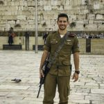 Aaron Nesselle, Birthright Israel Alumna and IDF Solider