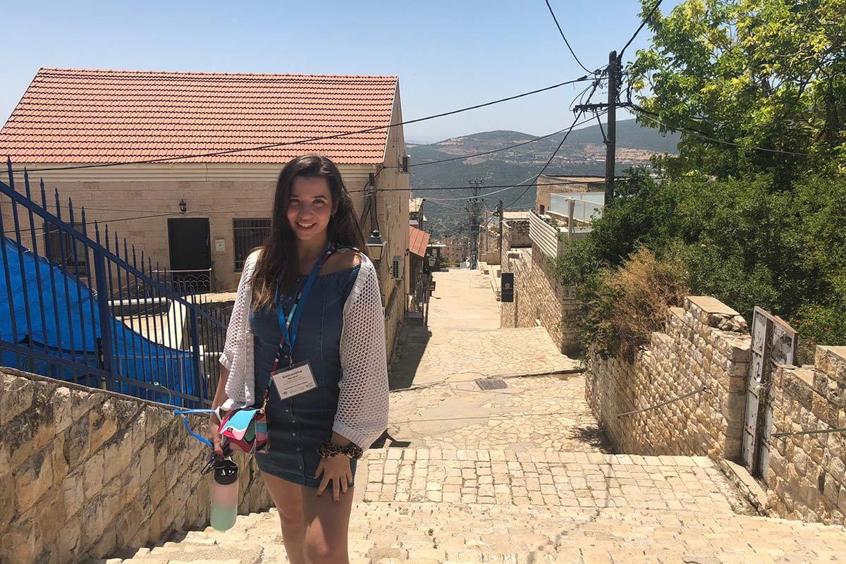 Sami Marshak on Birthright Israel